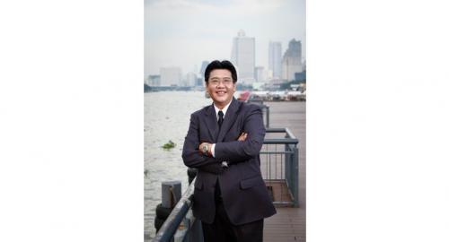 Napat Charoenkul, managing director of retail group, TCC Land Asset World.