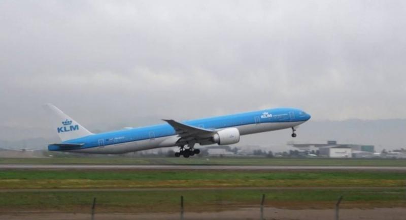 File photo: KLM Royal Dutch Airlines Boeing 777