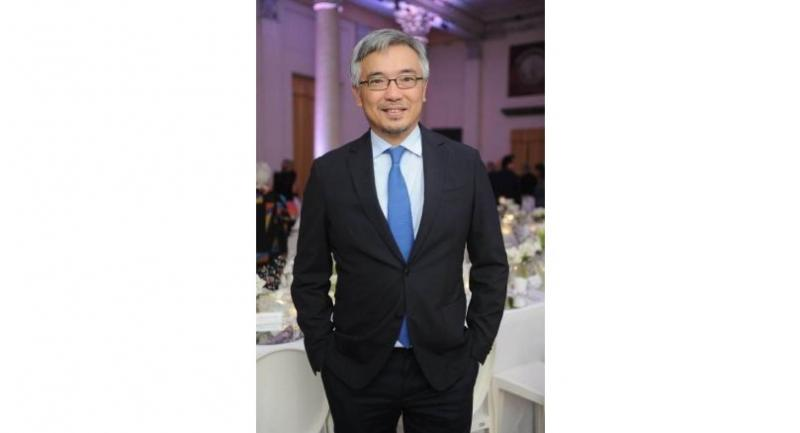 Tos Chirathivat, executive chairman and chief executive of Central Group.