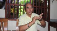 Zaw Weik, chairman of Myanmar Hoteliers Association (Bagan Zone) and managing director of U Zaw Travels