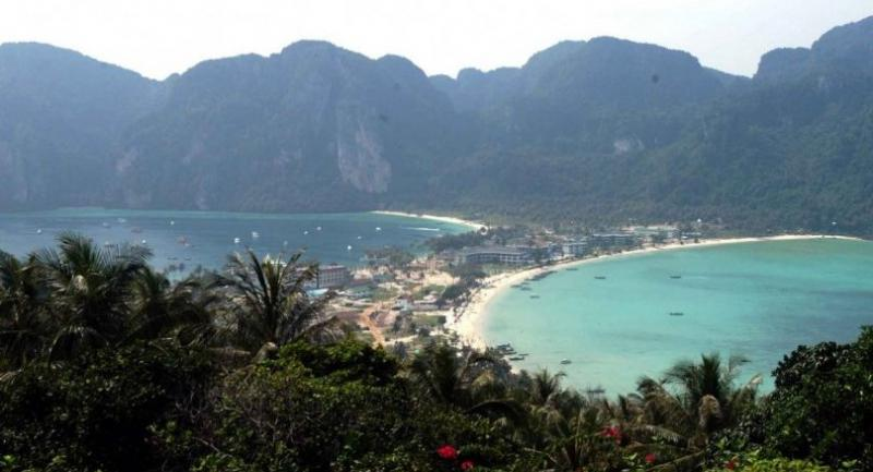 File photo: Koh Phi Phi