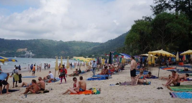 File photo: Patong Beach