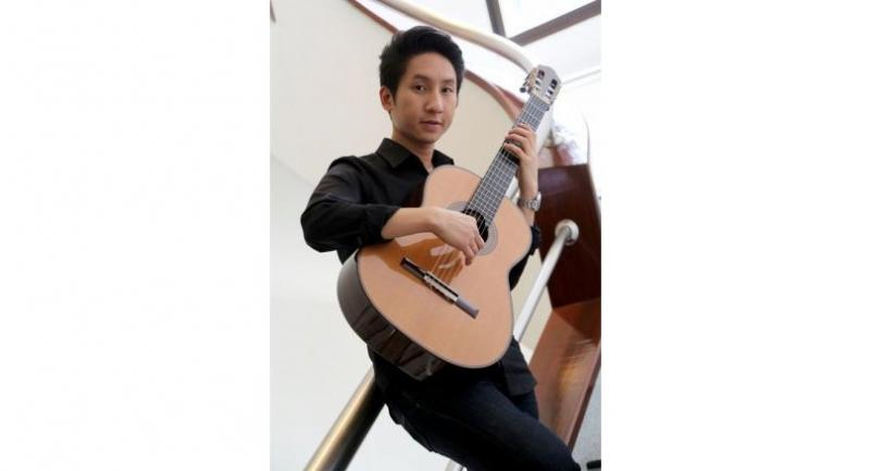 "Ekachai ""Bird Jearakul is pursuing his goal of becoming a guitar soloist with one of the world's leading orchestras."
