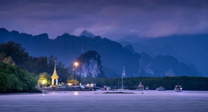 Krabi // Photo by: Wikrabi Wichean Ruanngam