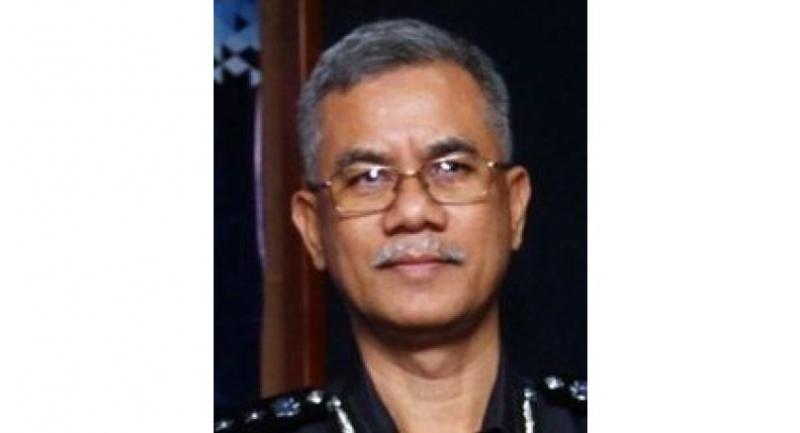 Kelantan State police chief Datuk Hasanuddin Hassan
