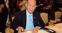 Olympic Committee of Thailand (OCT) Secretary General Charouck Arirachakaran