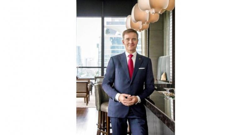 New GM for St Regis Bangkok