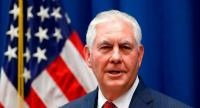 AFP file photo: US SECRETARY of State Rex Tillerson