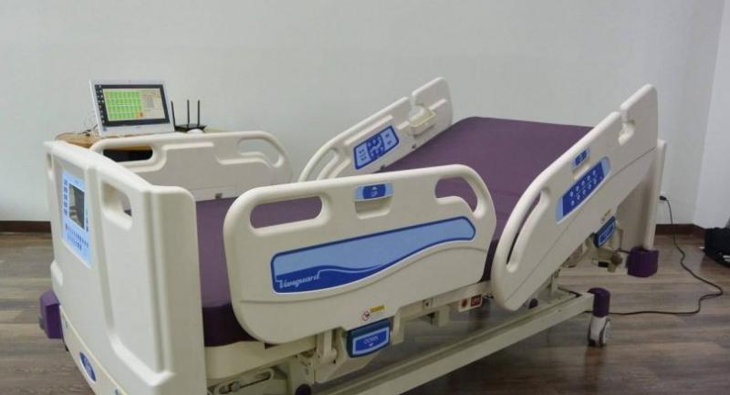 A new electromechanical system developed by King Mongkut's University of Technology Thonburi (KMUTT) and a German partner is connected to a patient's bed to detect movements that could lead to a fall.