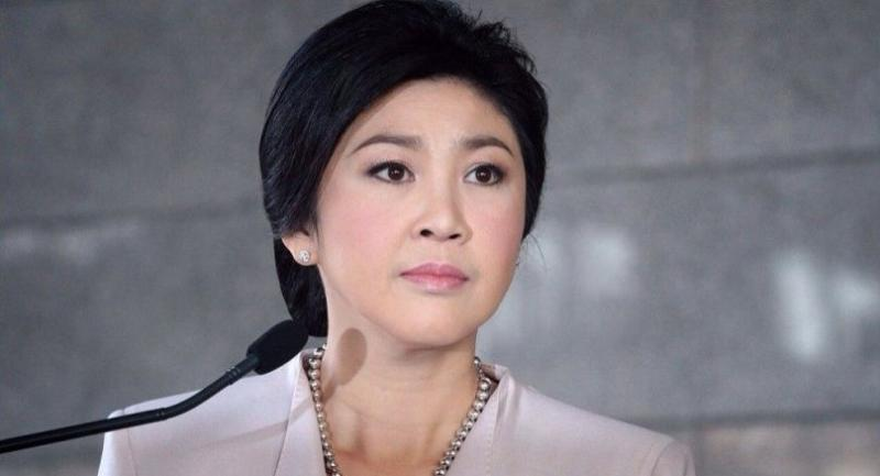 File photo/ Yingluck.