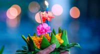 Thailand's muchlove Loy Krathong Festival returns this coming Friday.