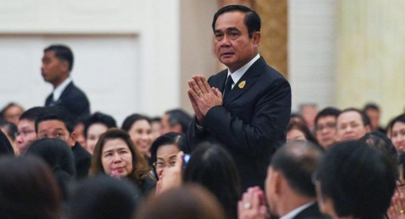 File Photo: Prayut