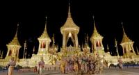The first day of Khon performance for participants to the Royal Crematorium exhibition is held yesterday. The performance will be held  every weekend till the end of November. (courtesy of Tanachai Pramarnpanich )