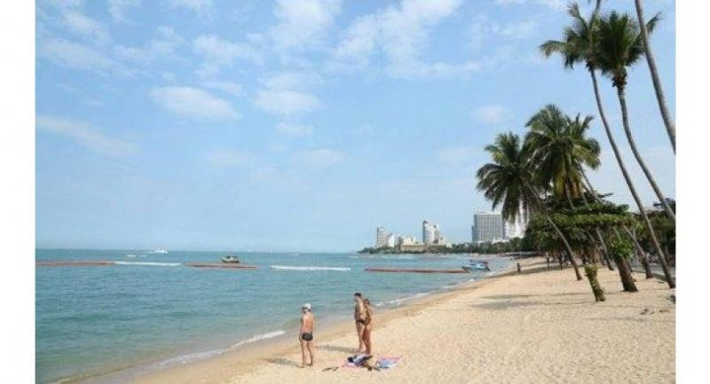 Jomtien Beach in Pattaya. Photo: Tourism Authority of Thailand