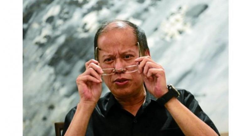 Former President Benigno Aquino III