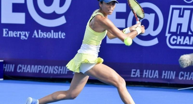 Hsieh Su-wei of Taiwan