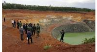 File photo: Akara Resources gold mine