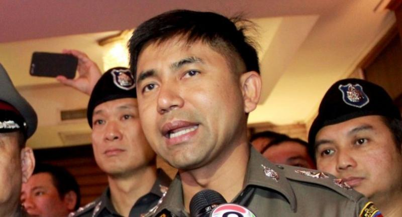 File photo: Tourist Police acting deputy commissioner Pol Maj-General Surachet Hakpal