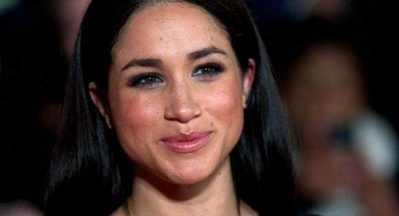 File photo : Meghan Markle