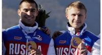 Aleksei Negodailo and Dmitrii Trunenkov