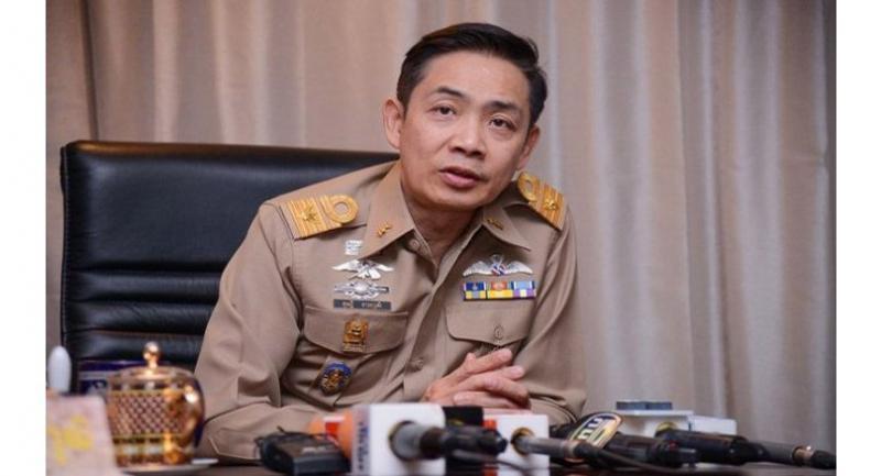 File photo: Deputy permanent secretary for Justice Pol Colonel Dusadee Arayawuth