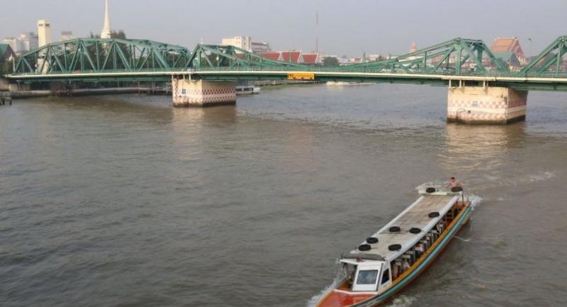 File photo: The Memorial Bridge