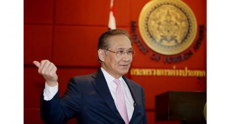 Foreign Minister Don Pramudwinai