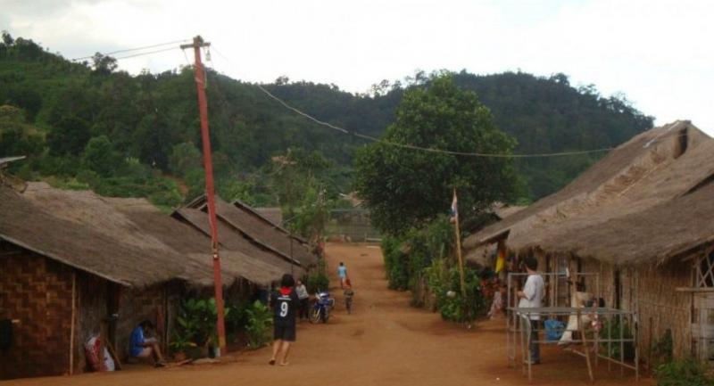File photo: Koung Jor Shan Refugee Camp