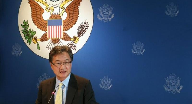 The US envoy on North Korea Policy Joseph Yun