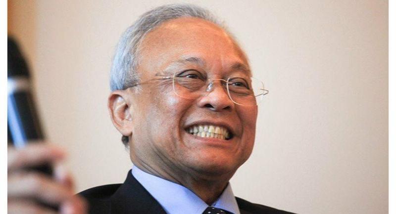Former People's Democratic Reform Committee (PDRC) leader Suthep Thaugsuban