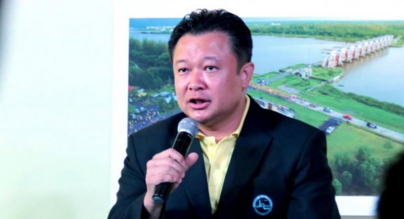 TAT governor Yutthasak Supasorn