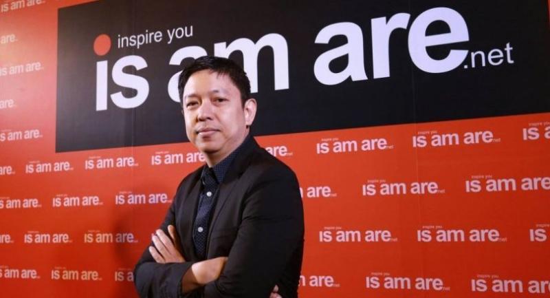 Chakkapan Puangkaew, managing director of IsAmAre Dot Net Co., Ltd. (IsAmAre)