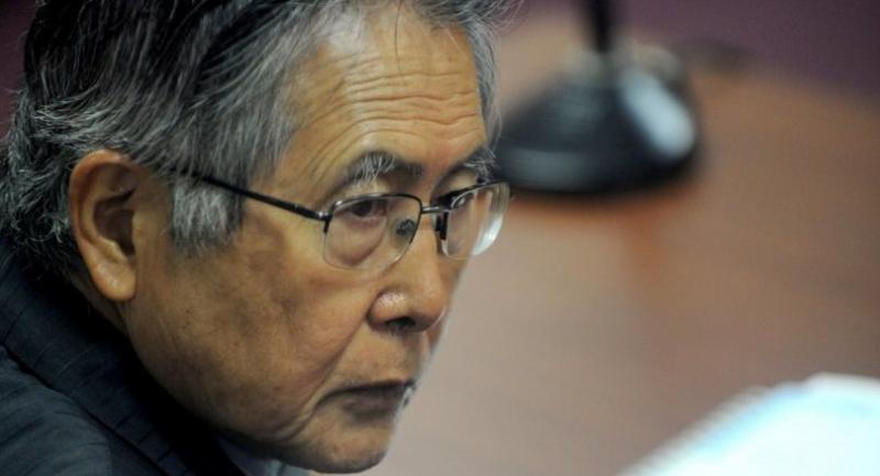 File photo : Fujimori//AFP