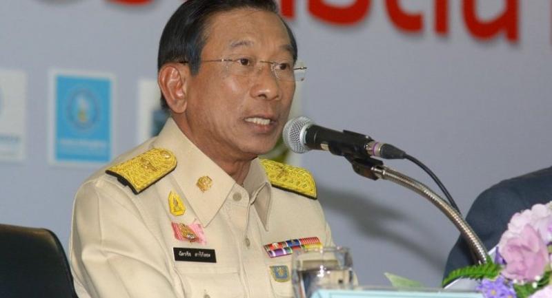 Deputy Prime Minister General Chatchai Sarikulya