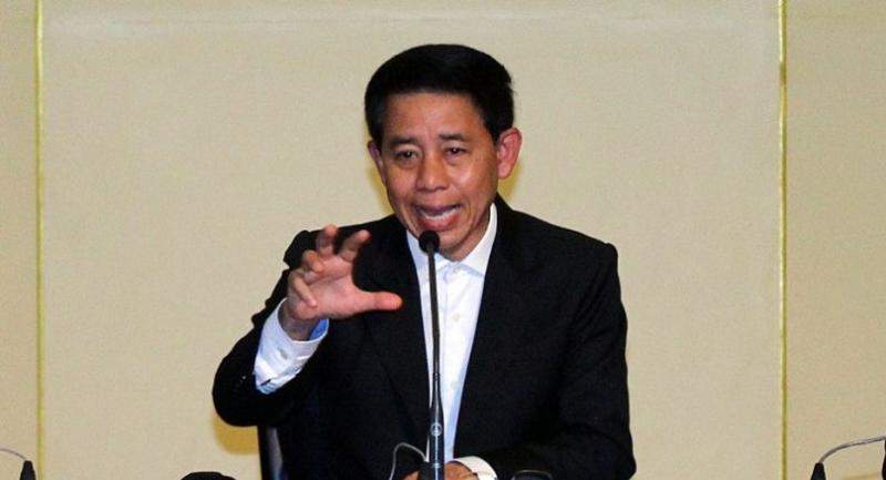 Government spokesman Maj-General Sansern Kaewkamnerd