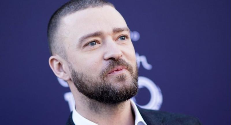 This file photo taken on December 06, 2017 shows actor/singer Justin Timberlake at The Hollywood Reporter 2017 Women In Entertainment Breakfast in Hollywood, California./AFP