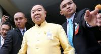 Deputy Prime Minister and Defence Minister General Prawit Wongsuwan