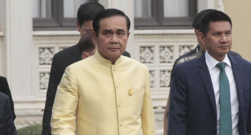 Prime Minister General Prayut Chan-o-cha