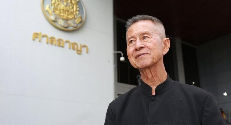 Maj-General Chamlong Srimuang