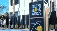 Preparations are underway at the Beverly Hilton Hotel on January 5, 2018 in Beverly Hills, California for the 75th Annual Golden Globes Awards. // AFP PHOT