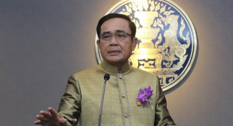 Prime Minister Prayut Chan-o-cha