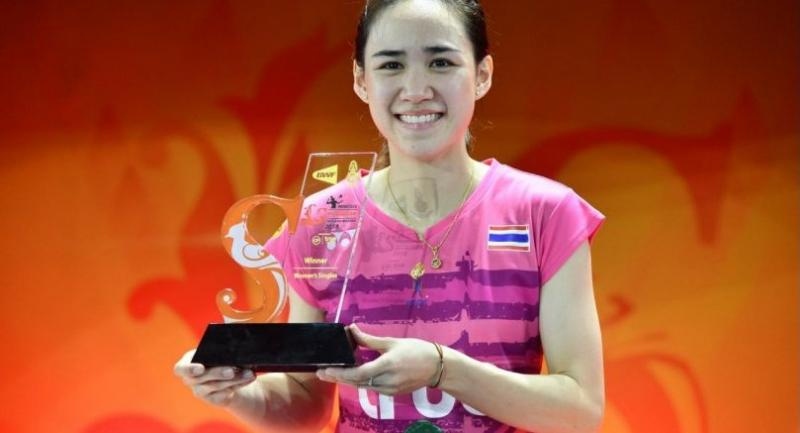 Nitchaon Jindapol is the third Thai to win the Masters trophy.