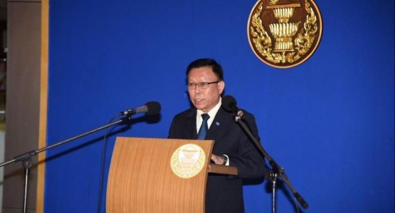 NLA member Taweesak Suthakavatin