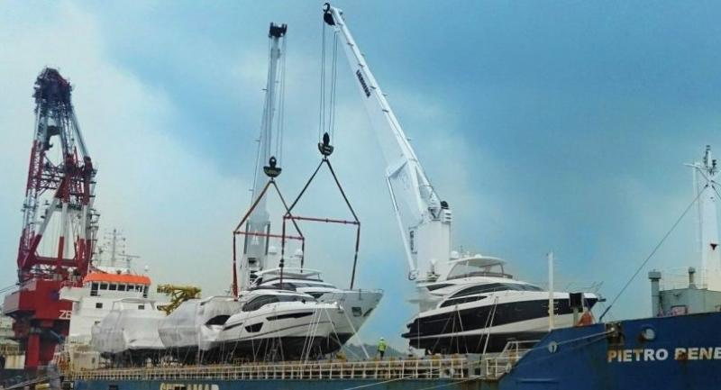 The new arrivals include The Princess 62, the newest addition to the line.