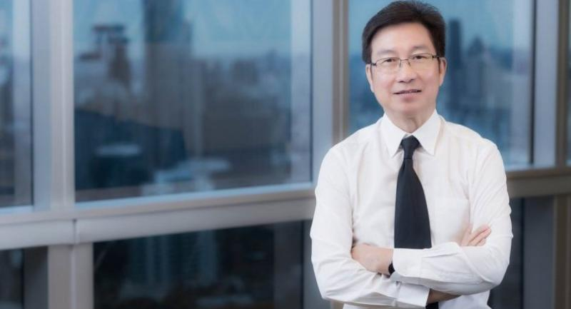 Naporn Sunthornchitcharoen, chairman of the board of directors at Land