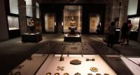 The evolution of Buddhist art in Japan is illustrated with sacred and historical statues, all part of an exhibition marking 130 years of diplomatic relations with Thailand.