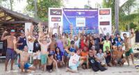 Photo: Koh Samui Beach Volleyball Club