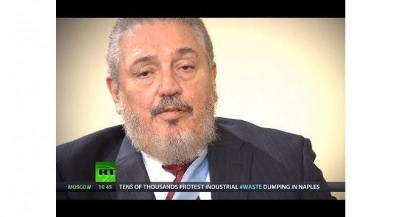 File photo : Fidel Castro Diaz-Balart