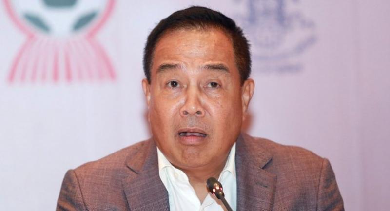 File photo: Pol General Somyot Poompunmuang