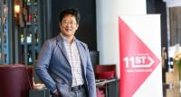 Jeon Hong-cheol, chief executive officer of 11street (Thailand)